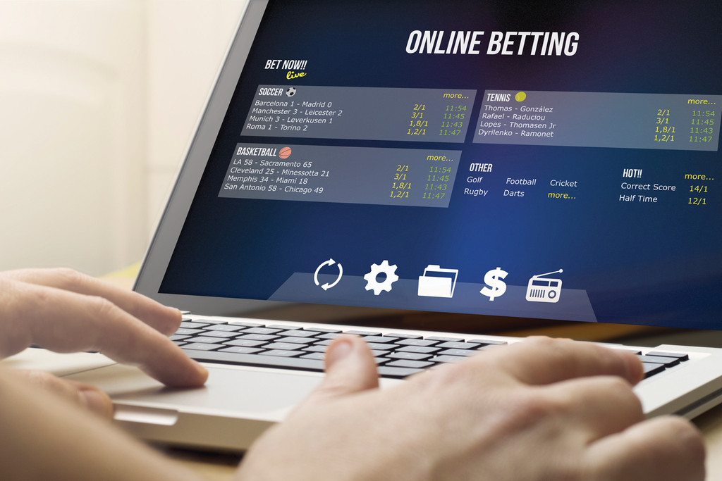 Betting on Online Computer Games